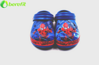 Spider Man Boys printed EVA Clogs