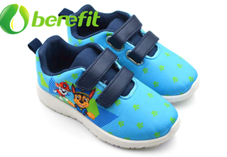 Casual Shoes for Kids with Colorful Sublimation Design in Low Price