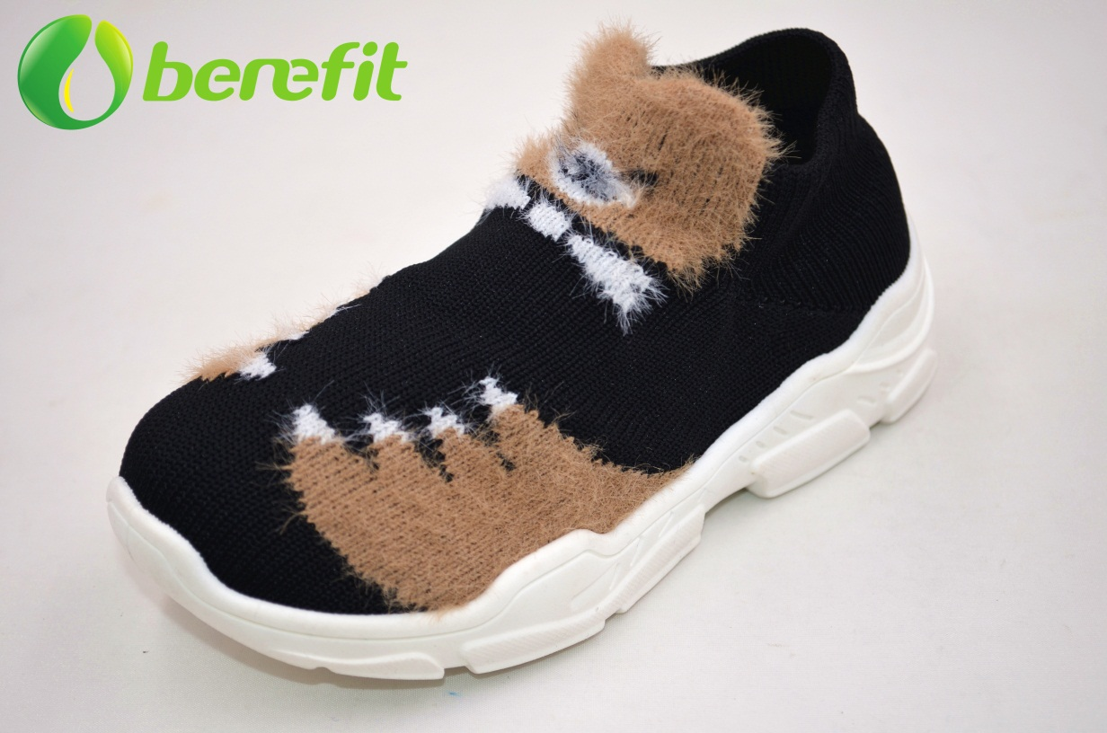 Comfortable Flyknit Footwear for Kids