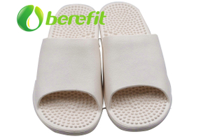 Slippers Women for Bathroom And Bedroom in Massage Texture in Rubber EVA