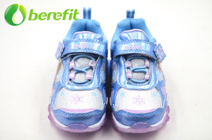 Kids Frozen Light Shoes