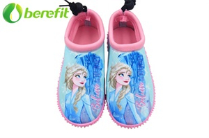 Frozen Kids Water Shoes