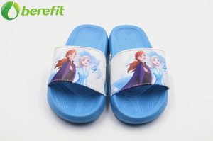 Disney EVA Frozen Pull-on Slides Sandals